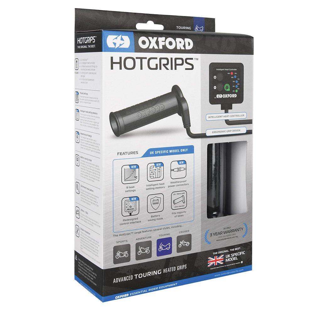 Hotgrips Advanced Touring UK Heated Grips