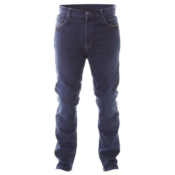 Rebel Covec Jeans Blue Denim Motorcycle Jeans