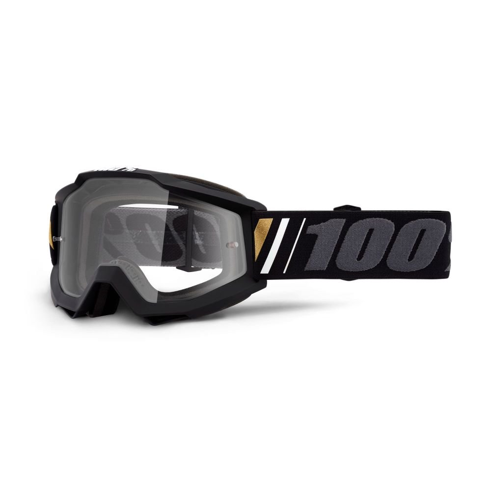 100% Accuri Goggle Off Clear Lens Clear Lens