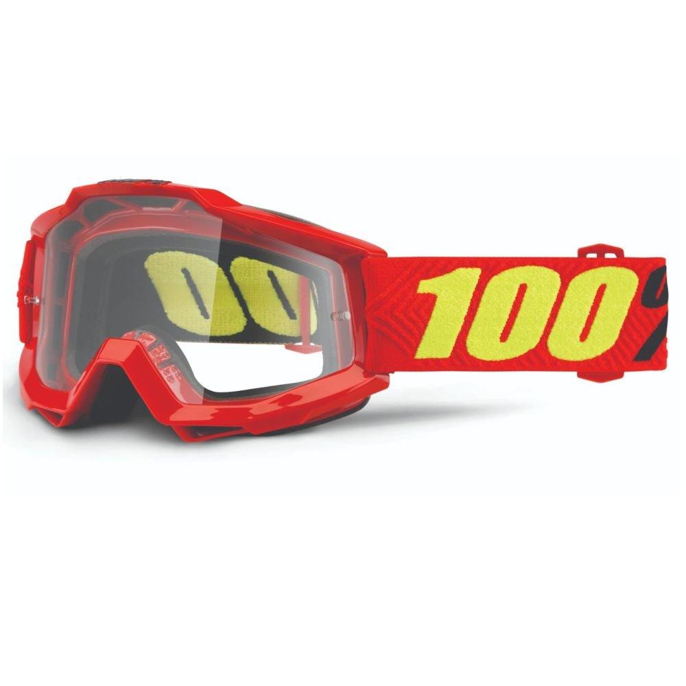 100% Accuri Goggle Saarinen Clear Lens Clear Lens