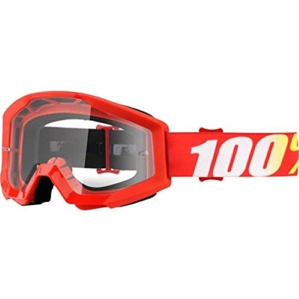 100% Strata Goggle Furnace Clear Lens Clear Lens