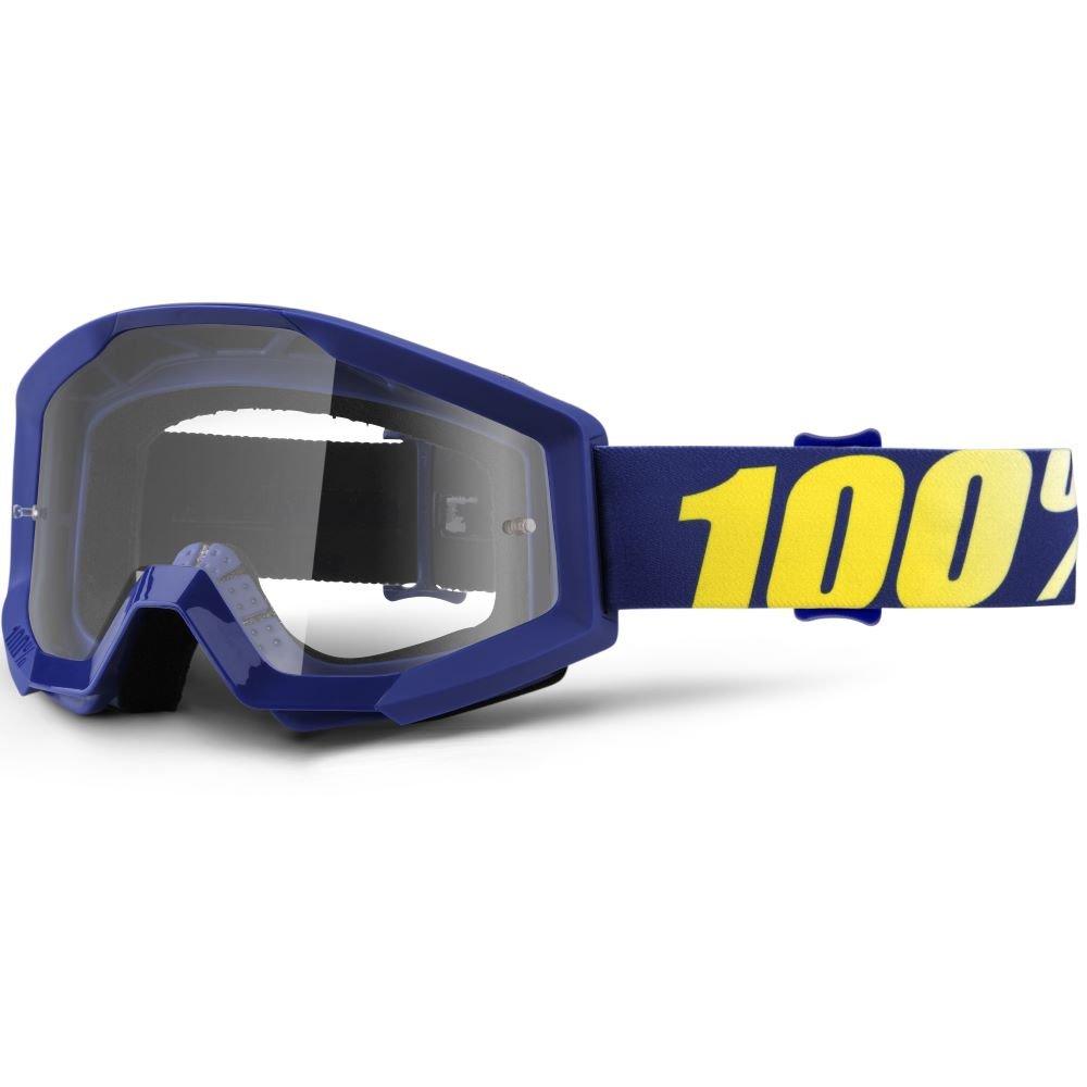 100% Strata Goggle Hope Clear Lens Clear Lens