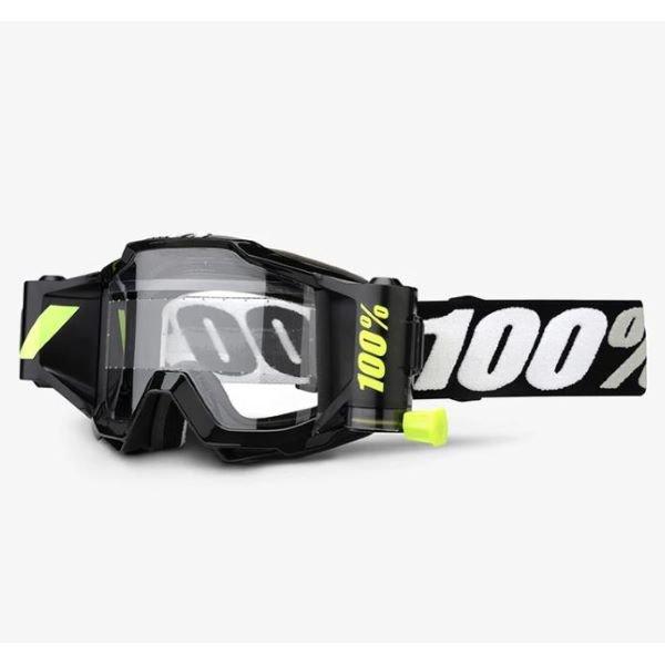 100% Accuri Forecast Goggle Tornado Clear Lens Clear Lens