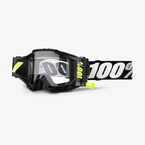 100% Accuri Forecast Youth Goggle B Clear Lens Clear Lens