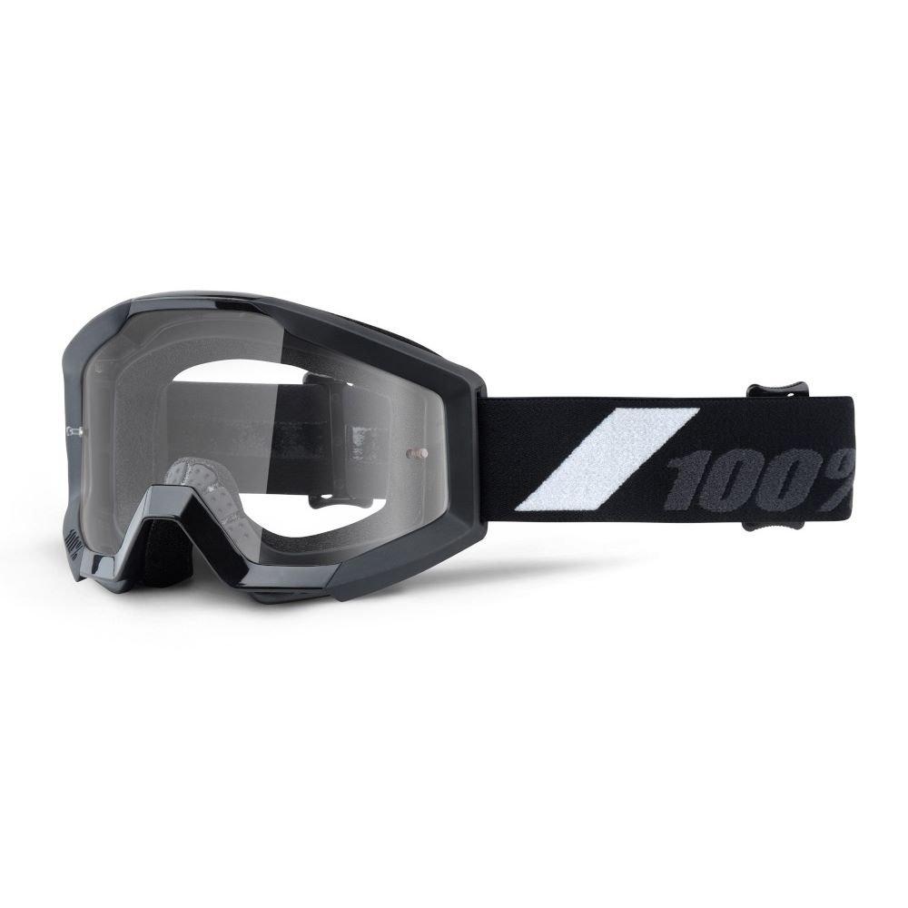 100% Strata JR Goggle Goliath Clear Lens Clear Lens
