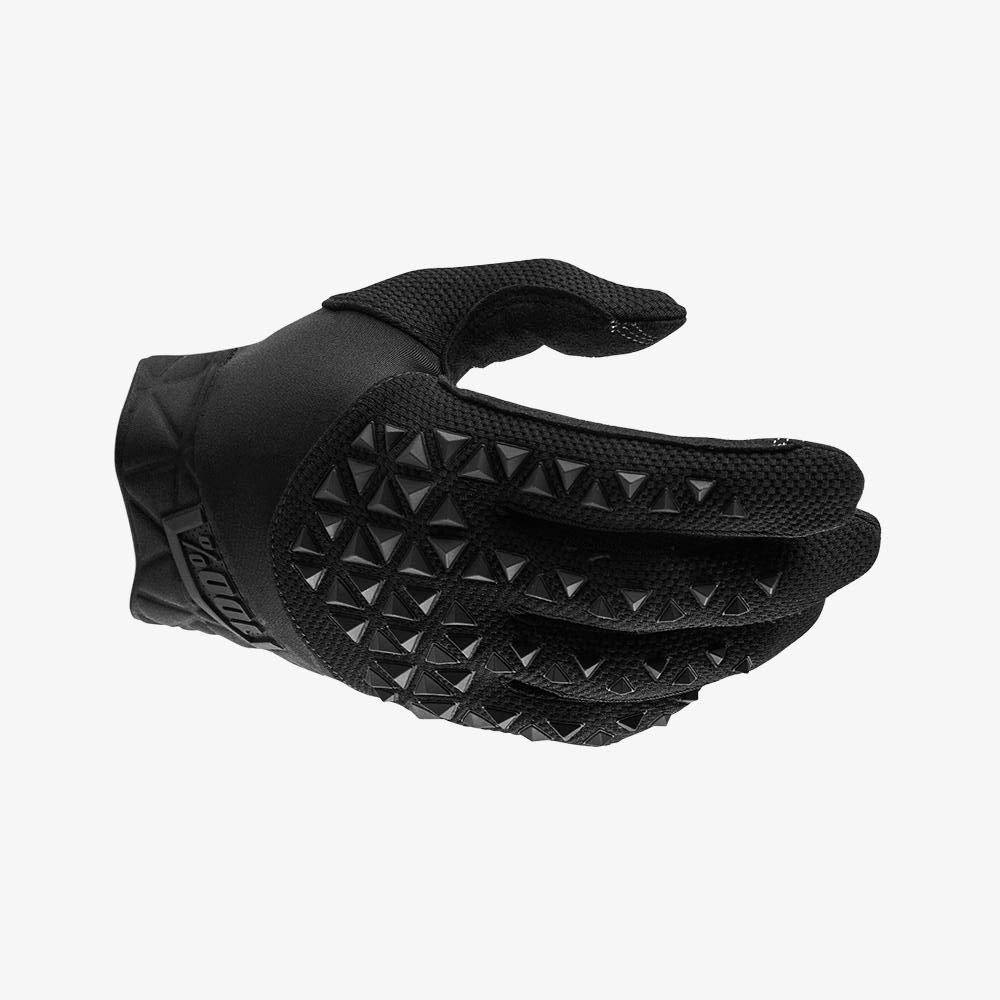 Airmatic Gloves Black Charcoal 100%