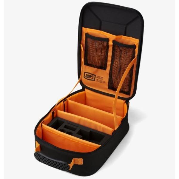 100% Goggle Case Black Camo Black Camo
