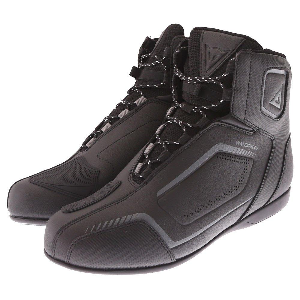 Raptors D-WP Shoes Black Black Anthracite