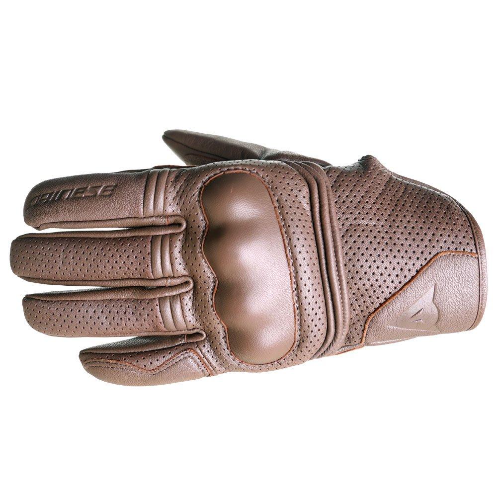 Dainese Corbin Air Unisex Gloves Dark Brown Size: Mens - M