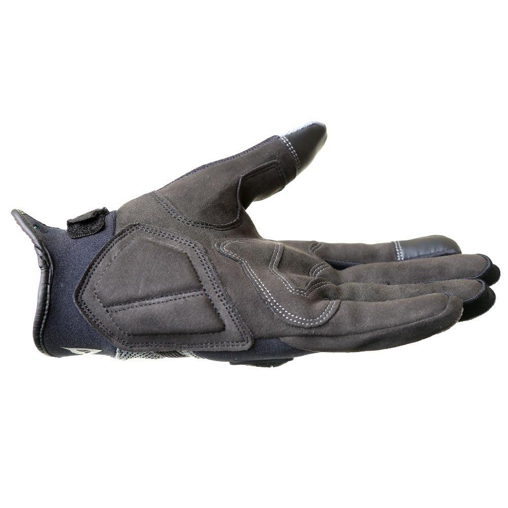 Dainese Aerox Unisex Gloves Black Anthracite Size: Mens - L