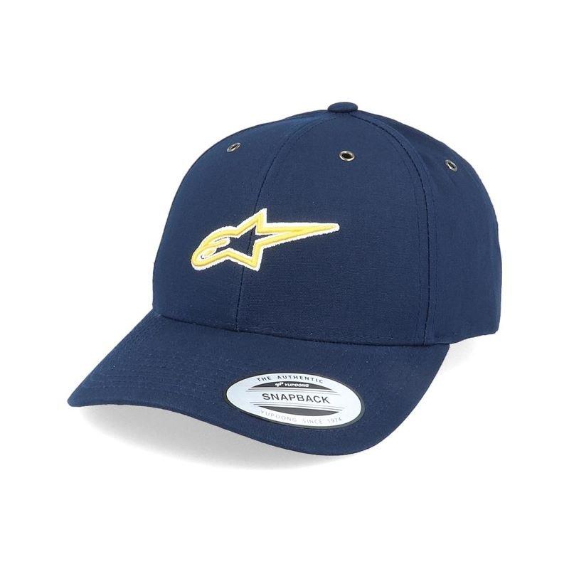Alpinestars Ageless Base Hat Navy Navy