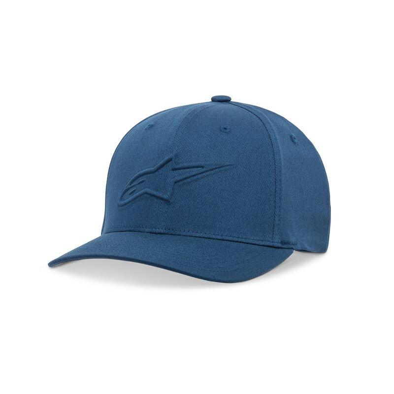 Alpinestars Ageless Emboss Hat Blue Size: S-M