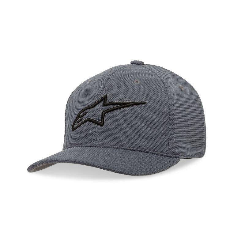 Alpinestars Ageless Mock Mesh H Charcoal Black Size: L-XL
