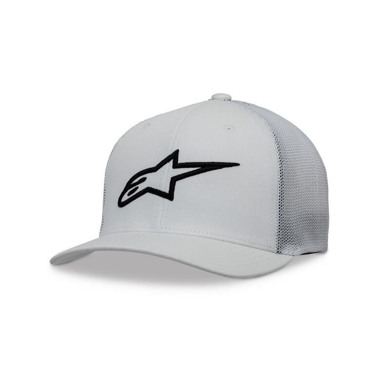 Alpinestars Ageless Str Mesh Hat White Black Size: S-M