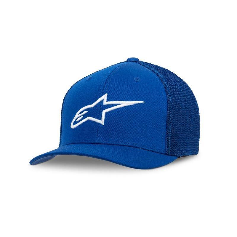 Alpinestars Ageless Str Mesh Hat Royal White Size: L-XL