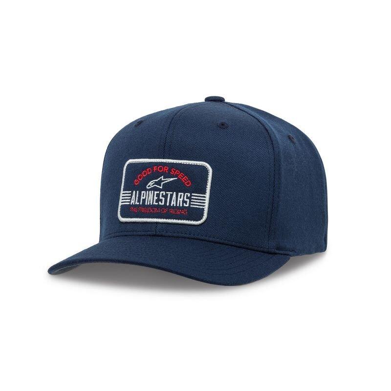 Bars Hat Navy Hats