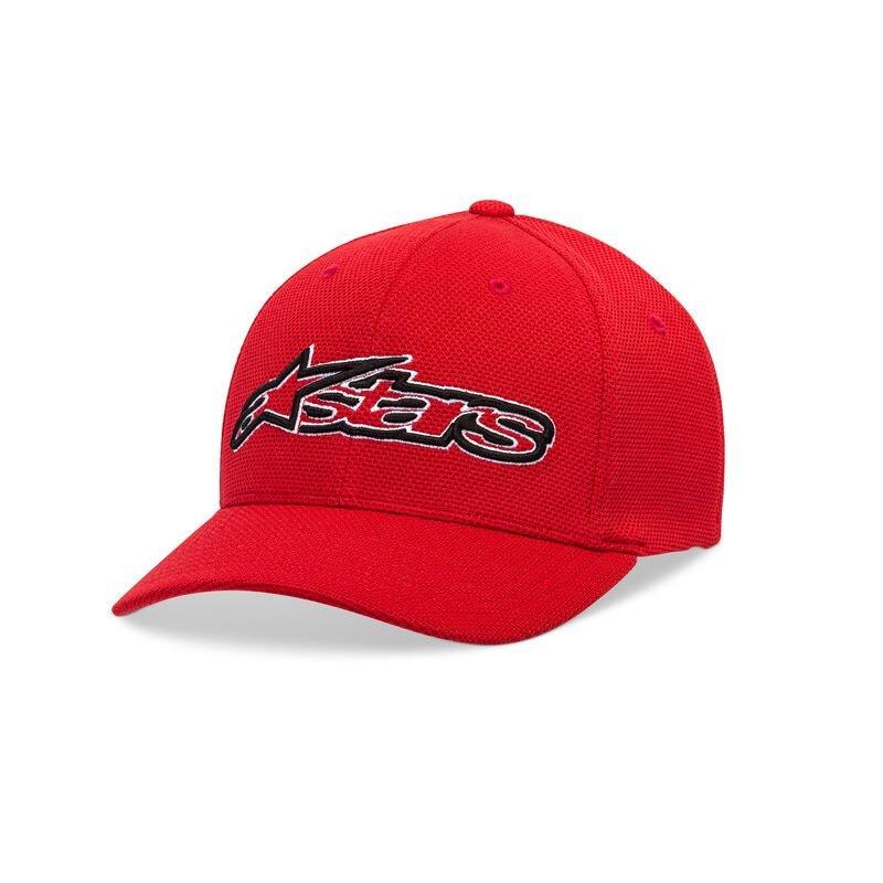 Alpinestars Blaze Mock Mesh Hat Red Black Size: L-XL