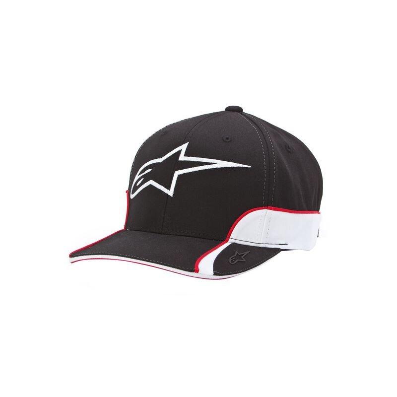 Alpinestars Champion Hat Black Black
