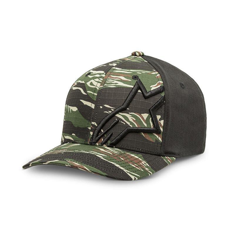 Alpinestars Corp Camo Hat Military Green Size: L-XL
