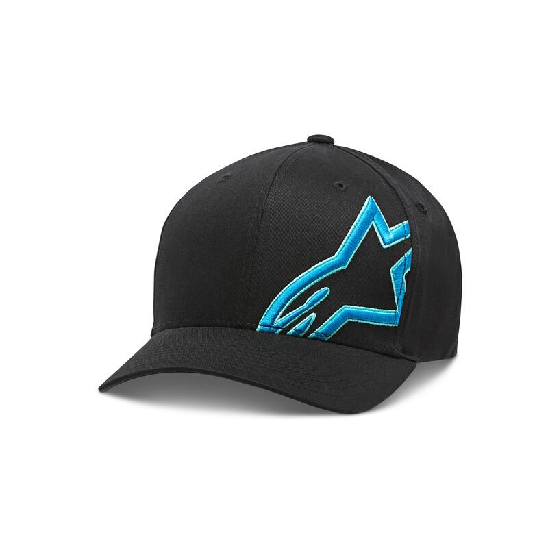 Alpinestars Corp Halo Hat Black Size: S-M
