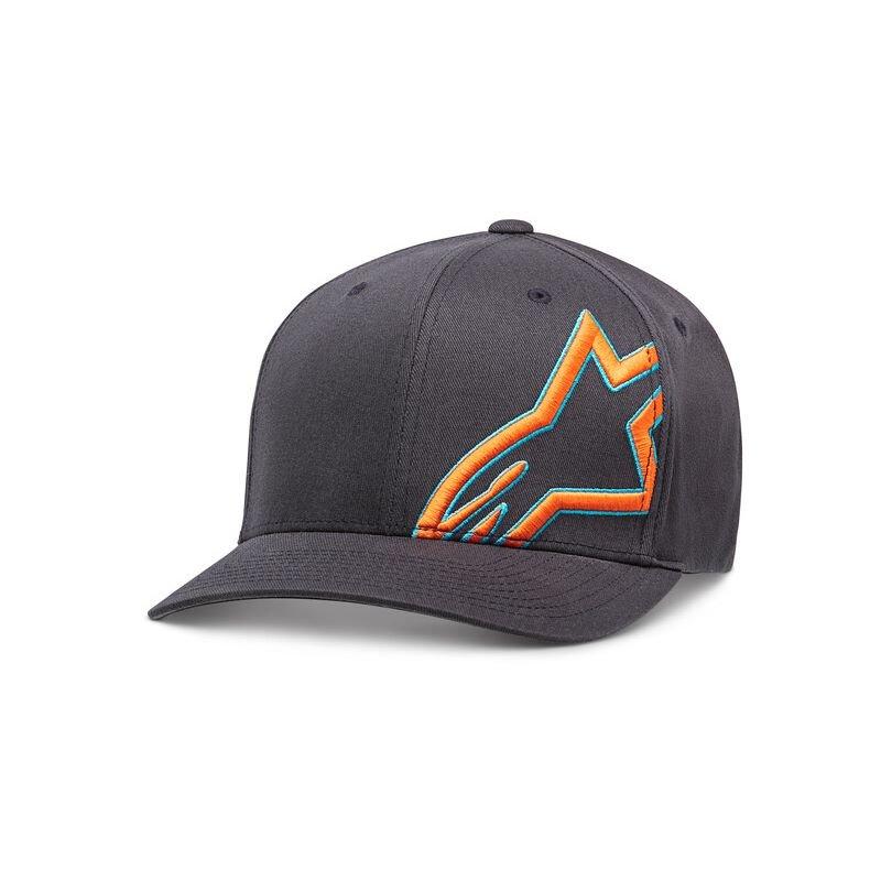 Alpinestars Corp Halo Hat Charcoal Size: S-M