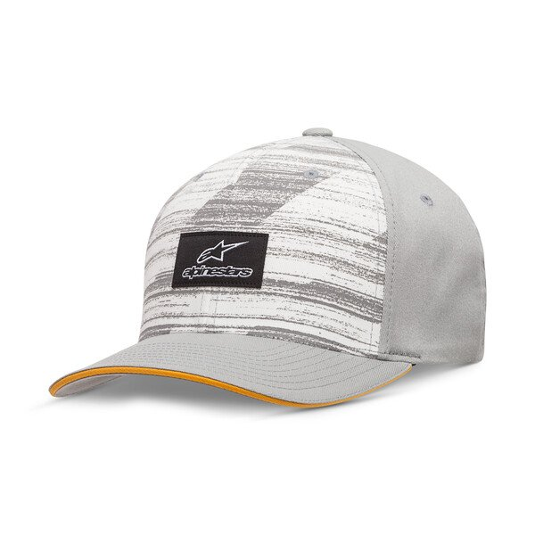 Alpinestars Divert Curve Hat Grey Size: L-XL