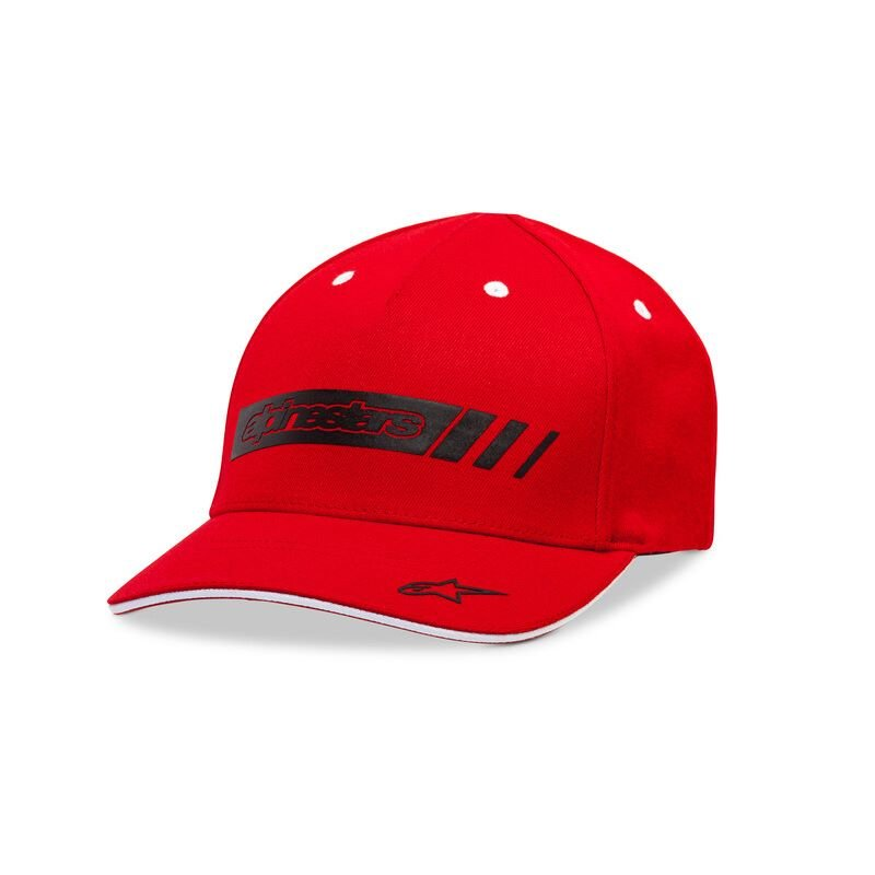 Alpinestars GTN-1 Hat Red Size: L-XL