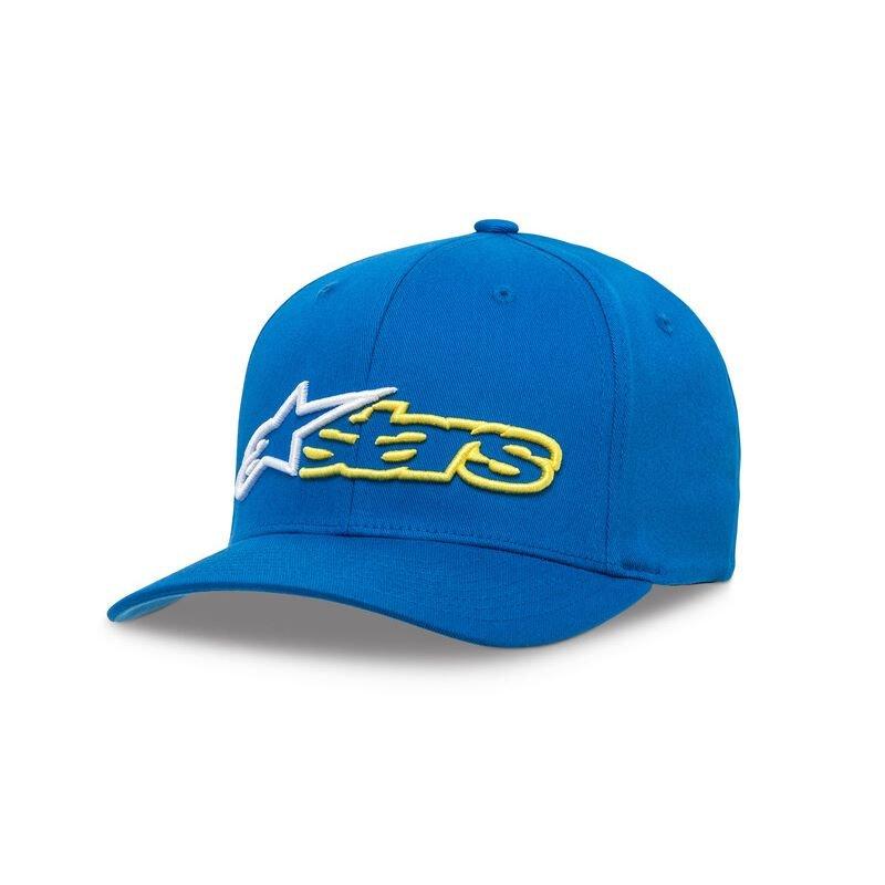 Alpinestars Reblaze Curve Hat Blue Black Size: L-XL