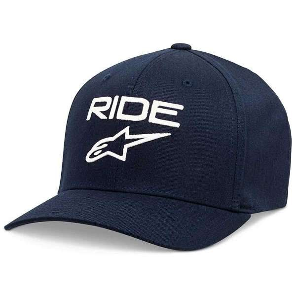 Alpinestars Ride 2 Hat Navy White Size: S-M