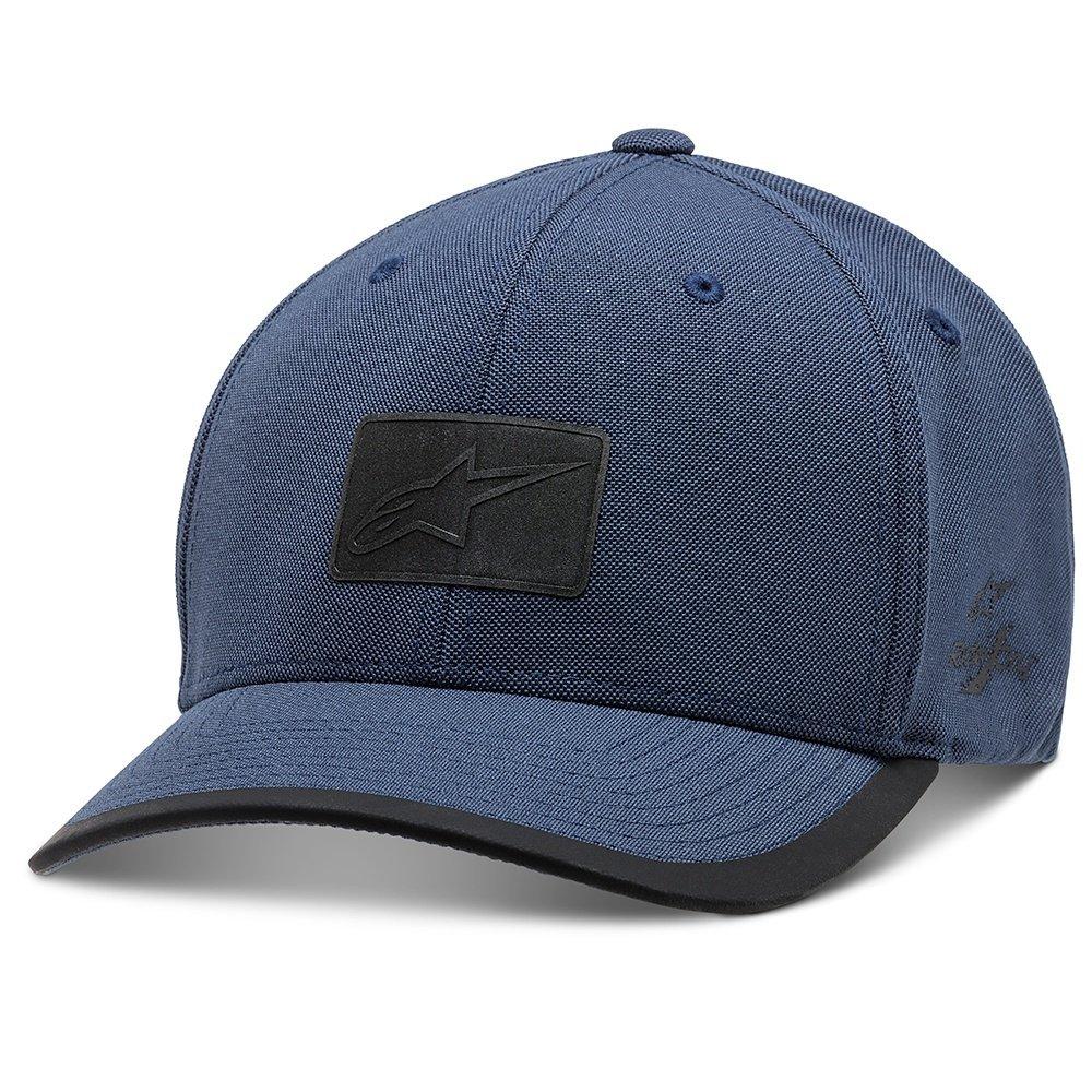 Alpinestars Tempo Hat Dark Blue Size: S-M