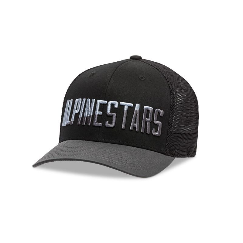 Alpinestars Word Meshback Hat Black Size: L-XL
