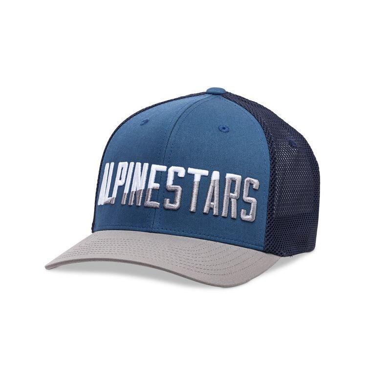 Alpinestars Word Meshback Hat Blue Size: S-M