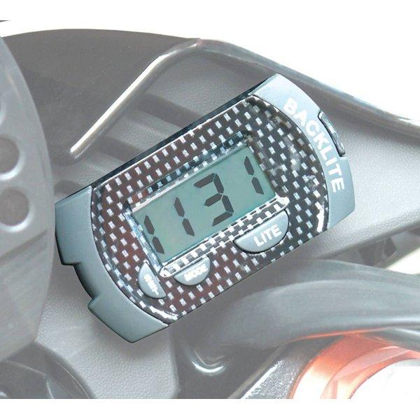 Bike It Digital Lcd Clock