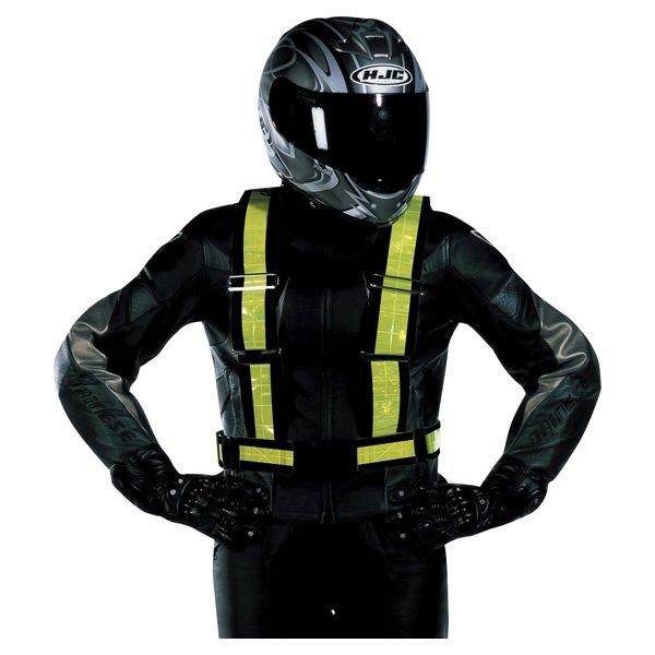 Reflective H Belt Yellow Hi-Viz Clothing