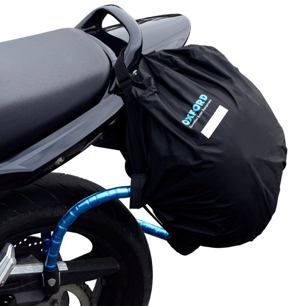 Lockable Helmet Bag Kit Bags