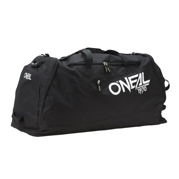 Oneal TX8000 Black Motorcycle Gear Bag Oblique Side