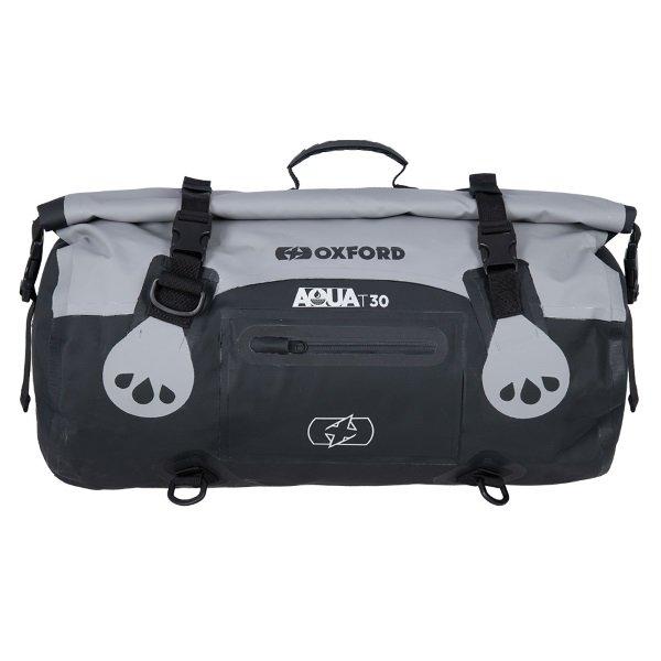 Aqua T-30 Roll Bag Grey Black Roll Bags