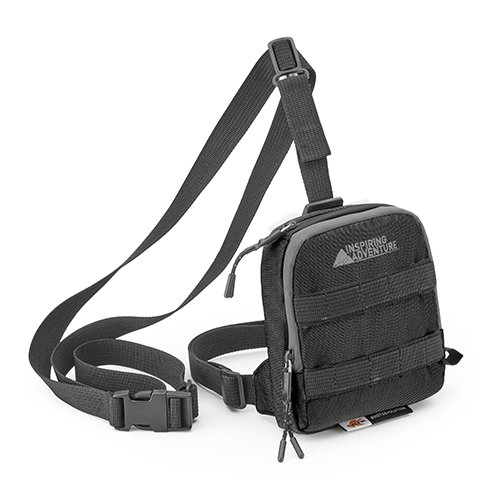 Leg Bag 1l Black Leg & Bum Bags