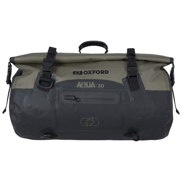 Aqua T-30 Roll Bag Khaki Black Roll Bags