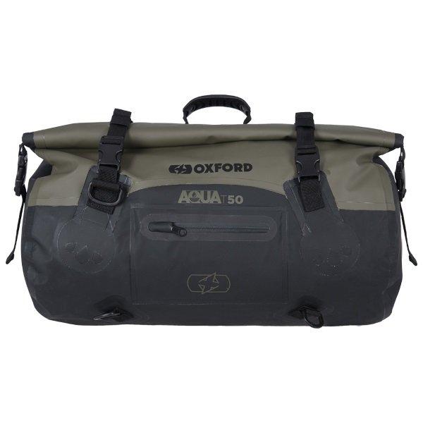 Aqua T-50 Roll Bag Khaki Black Roll Bags