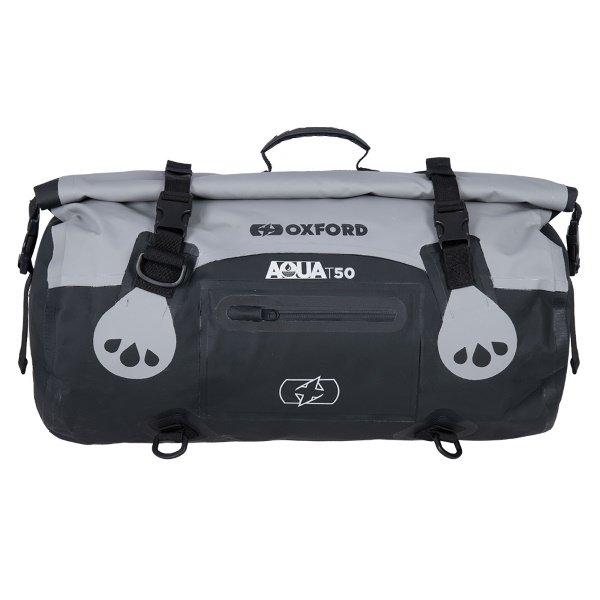 Aqua T-50 Roll Bag Grey Black Roll Bags