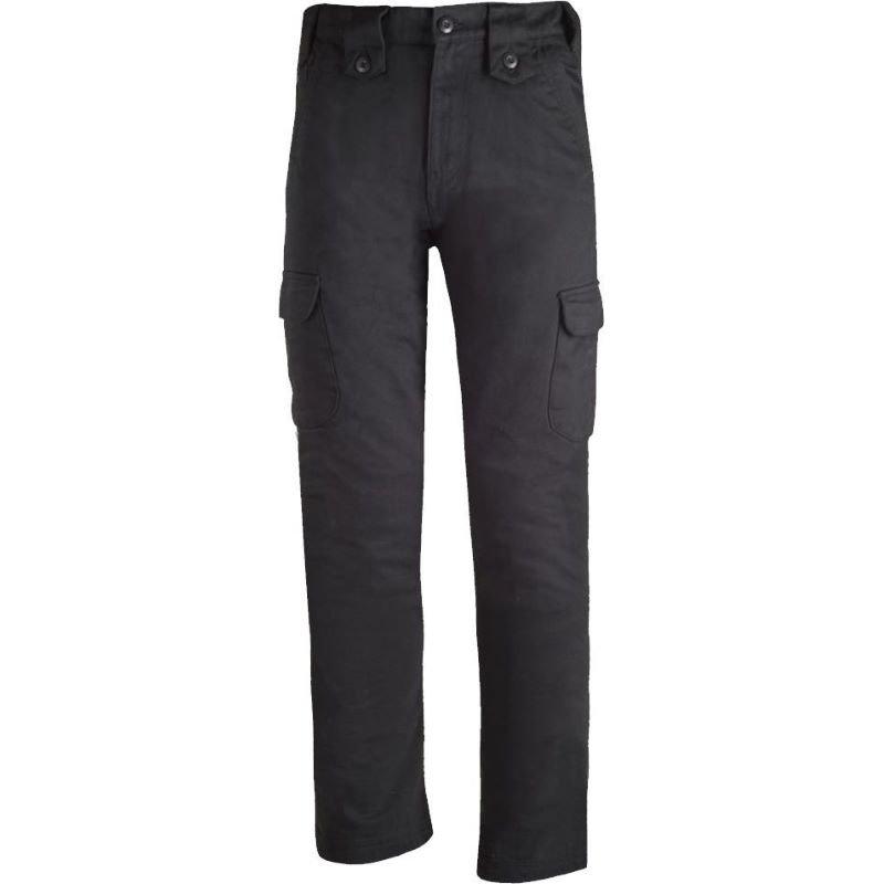 Bull-It SR6 Cargo Easy Jeans Black Size: Mens UK - 30