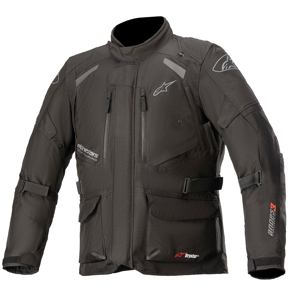 Alpinestars Andes V3 Drystar Jacket Black Size: Mens UK - S