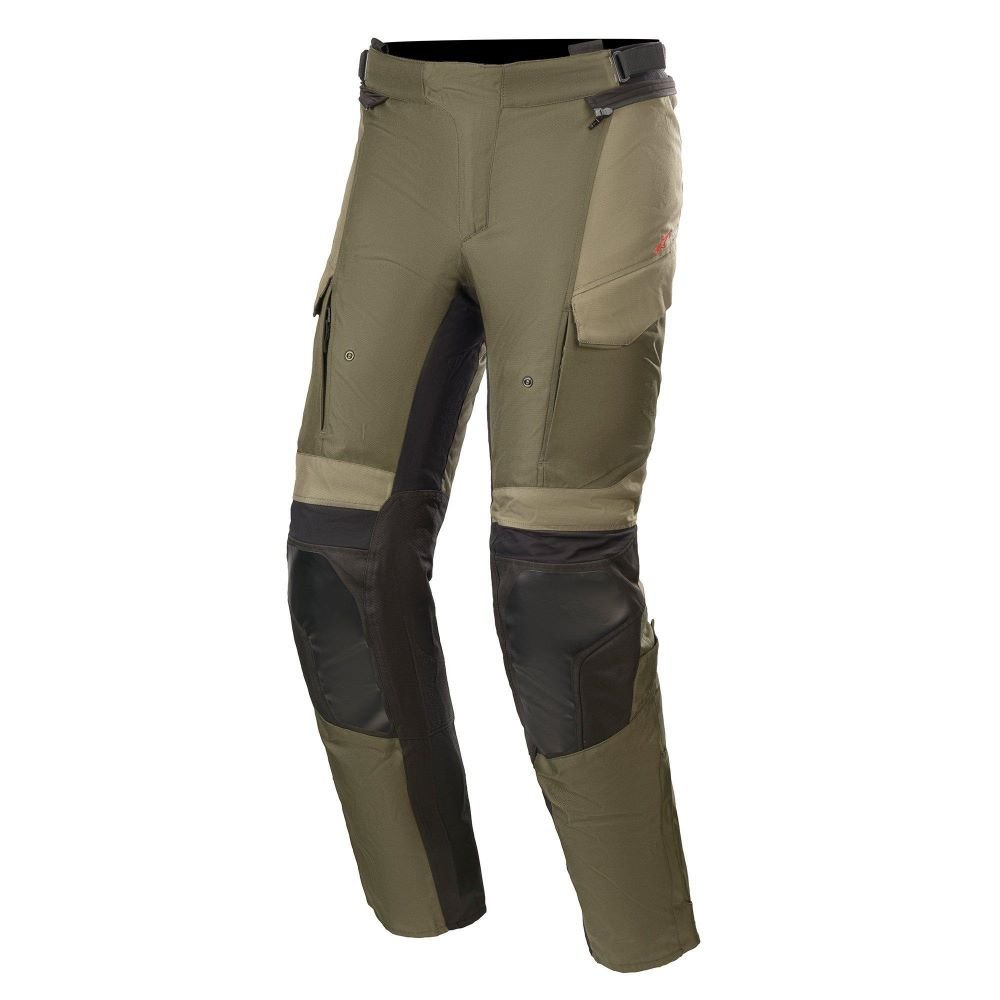 Alpinestars Andes V3 Drystar Pants Forest Military Green Size: Mens UK - S