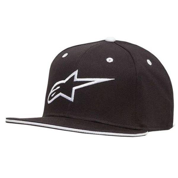 Alpinestars Ageless Flat Hat Black Size: S-M