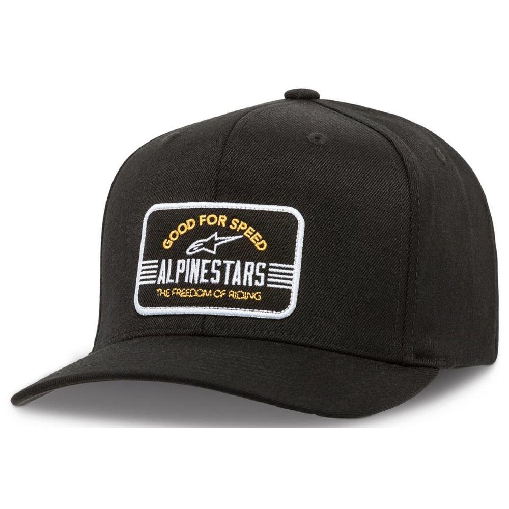Alpinestars Bars Hat Black Size: S-M