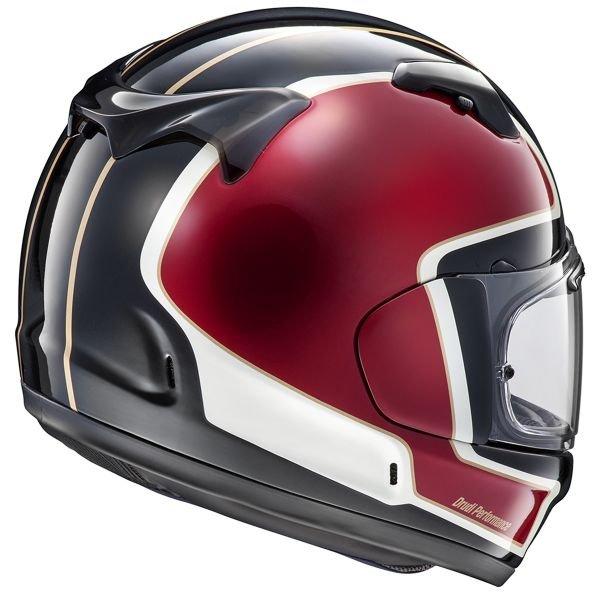 Arai Renegade-V Outline Helmet Cherry Size: 2XL