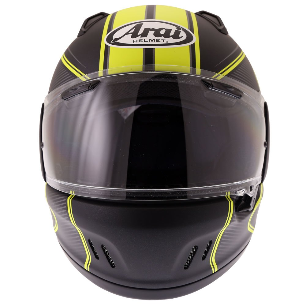Arai Renegade-V Diablo Helmet Yellow Size: XS