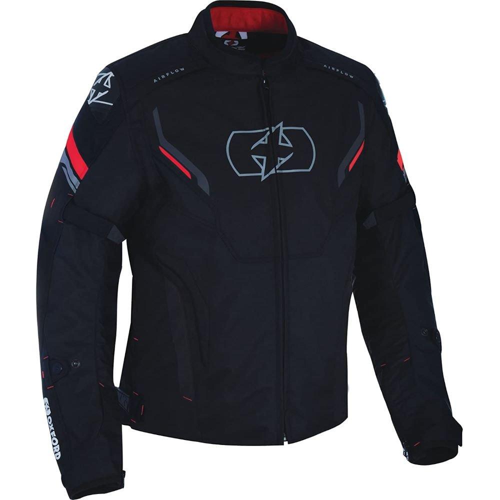Melbourne 3 MS Short Jacket Black