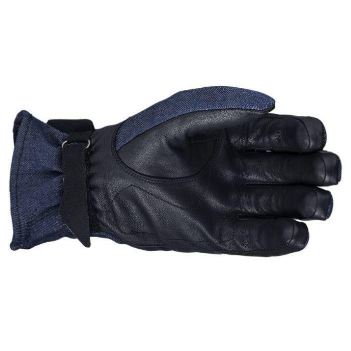 Five Milano Waterproof Womens Glove Denim Size: Ladies - XS